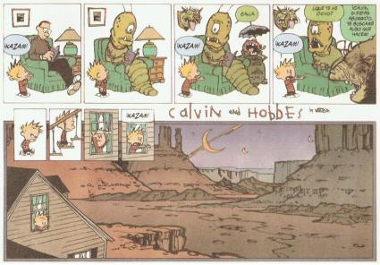calvin imaginacion