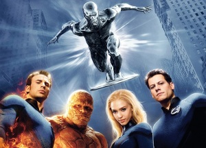 """Fantastic Four - Rise of the Silver Surfer"""